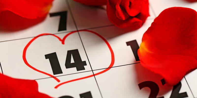 San Valentino e il mito del mandorlo fiorito