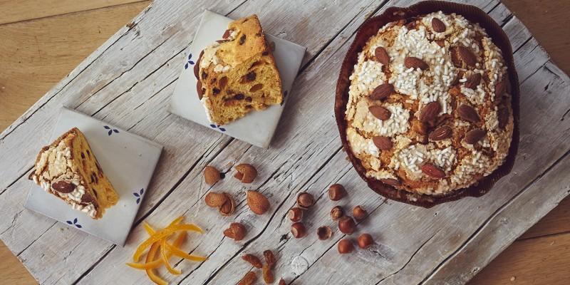 La ricetta per il semifreddo al panettone